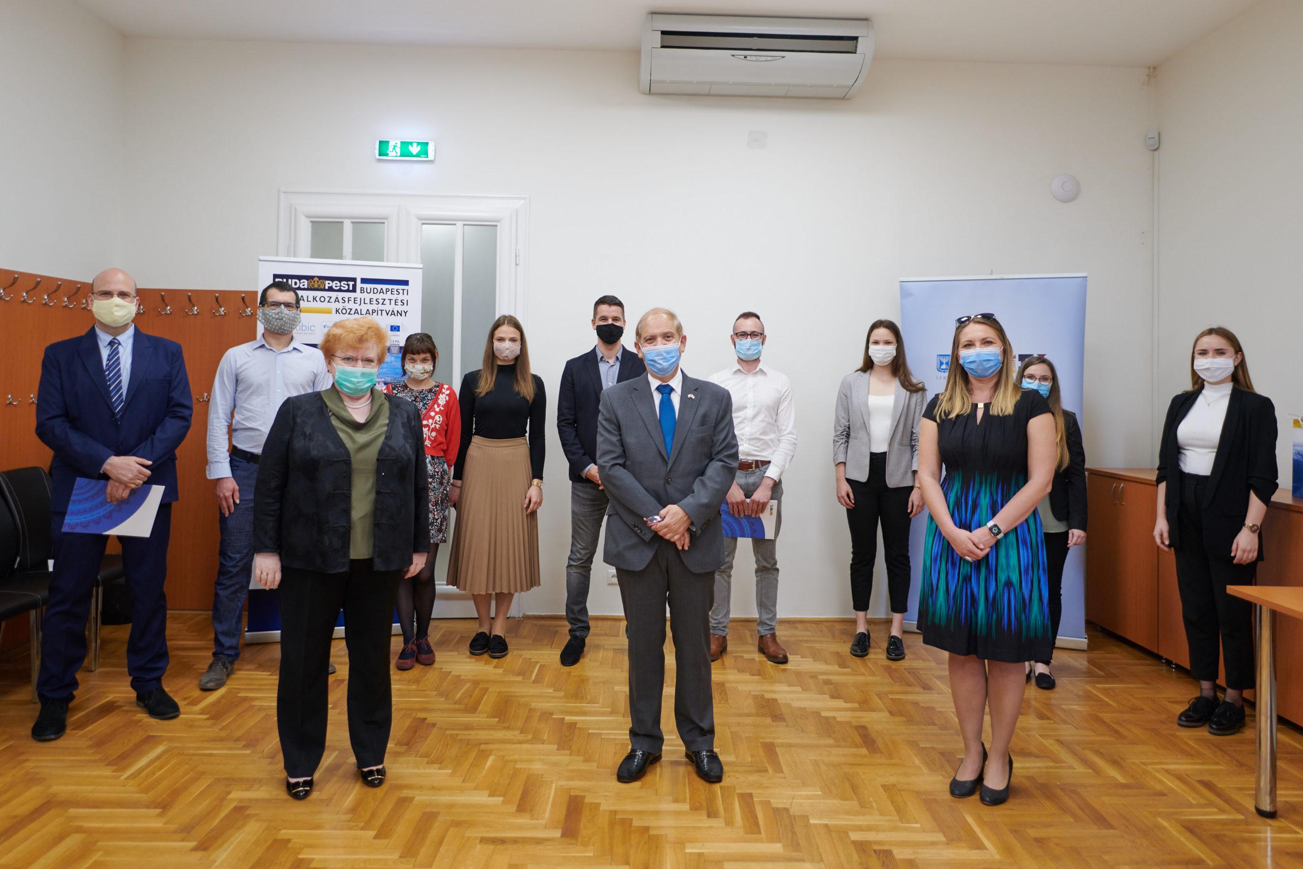 Magyar startupok világszintű bemutatkozása
