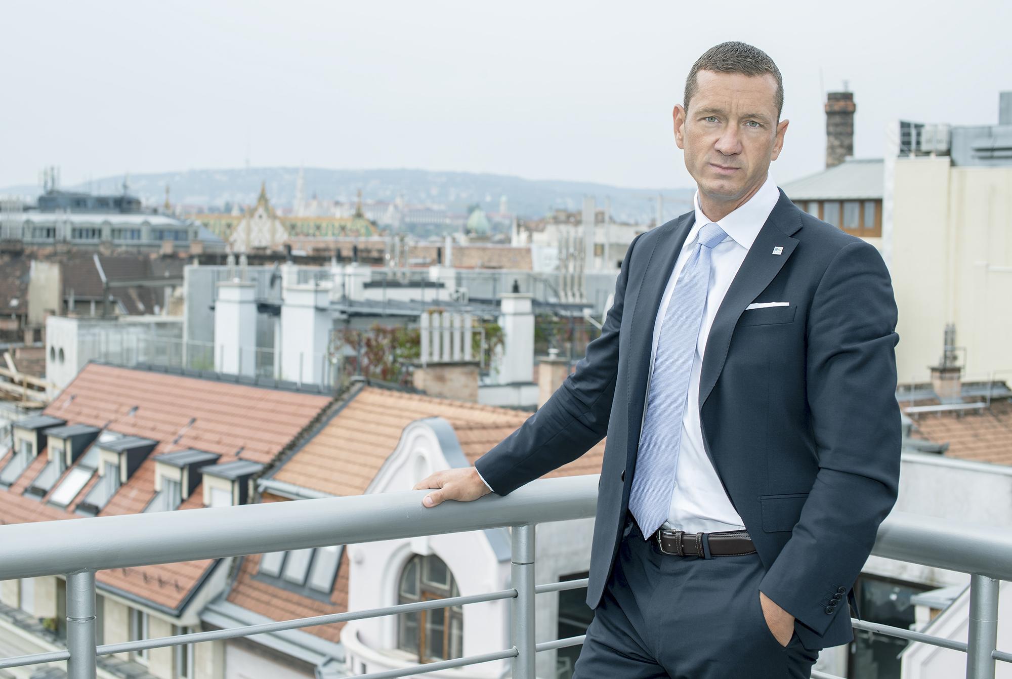 Istvan_SZABO deputy head of EXIM Bank of Hungary